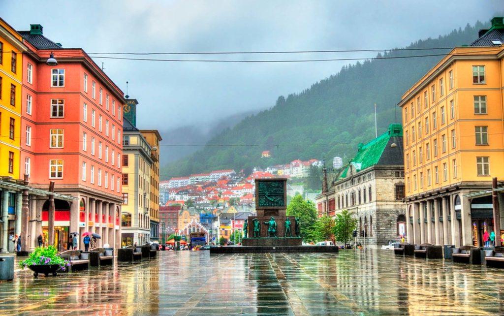 Billige alternativer for overnatting i Bergen