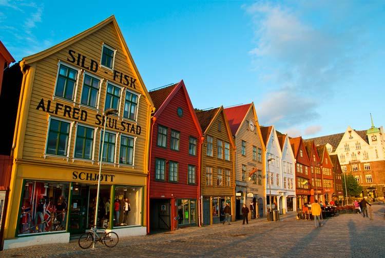 Billig overnatting i Bergen