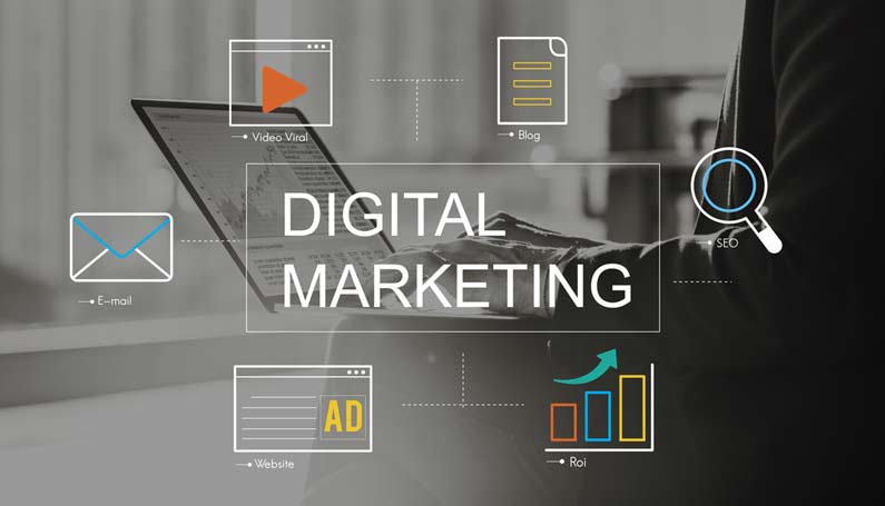 Hvilken innvirkning har webdesign på digital markedsføring
