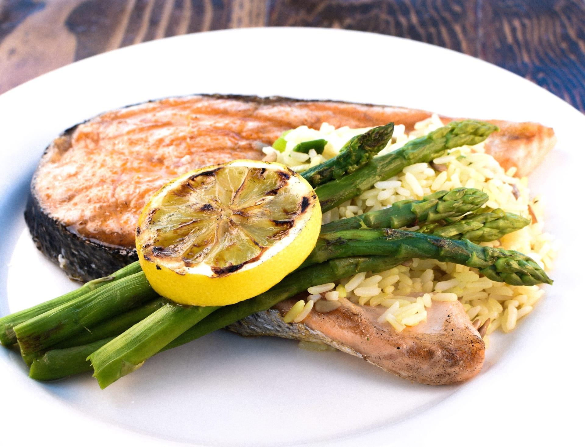 Fiskerestauranter med Laks i Oslo