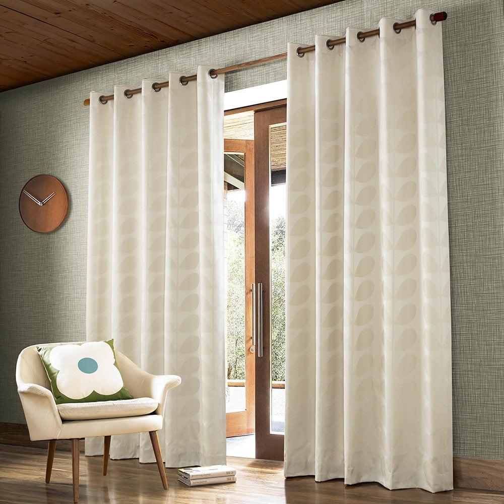 Tyngre gardiner i tekstil og tøy