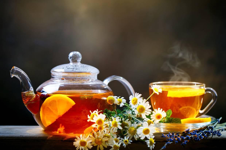 Sunn te til hverdags